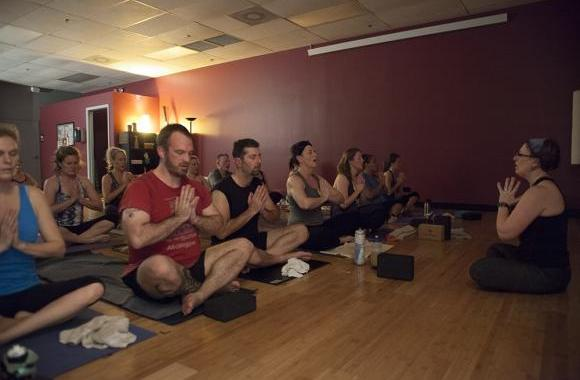 Divine Power Yoga