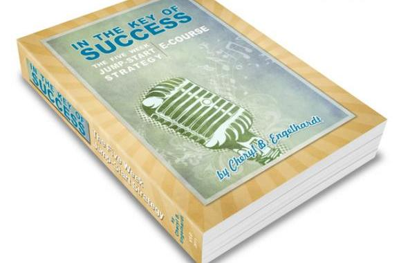 "Cover of E-course ""In The Key Of Success"""